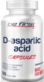 Be First D-Aspartic Acid Capsules