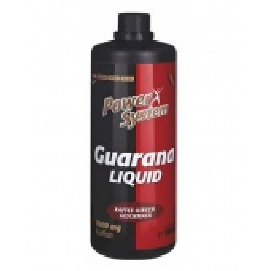 Купить Power System Guarana Liquid 8000