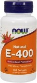 NOW E-400 IU With Mixed Tocopherols