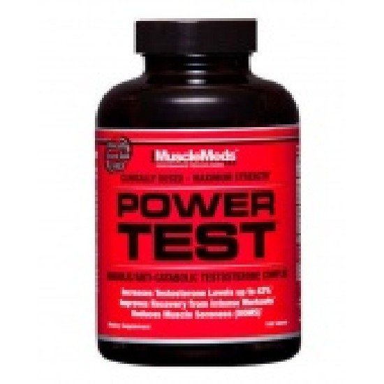 Купить MuscleMeds Power Test