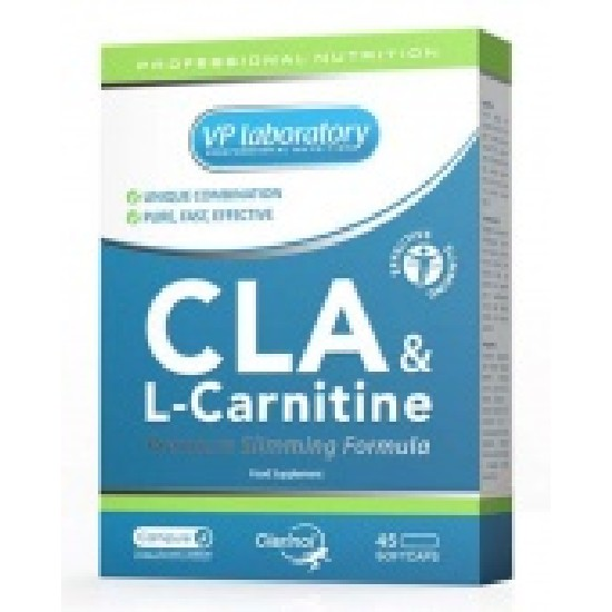 Купить VP Laboratory CLA+L-Carnitine