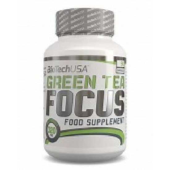 Купить BioTechUSA Green Tea Focus