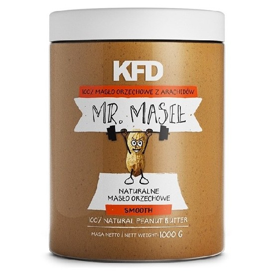 KFD Nutrition Peanut Butter