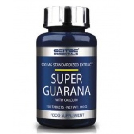 Купить Scitec Nutrition Super Guarana