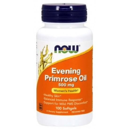 Купить NOW evening primrose 500 mg