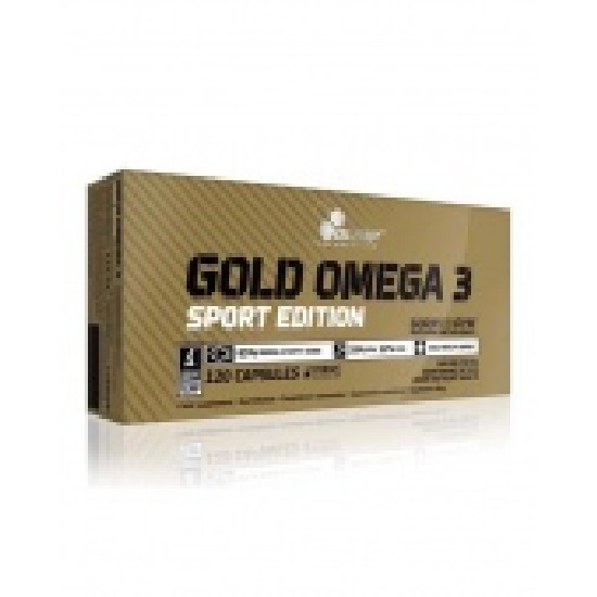 Купить Olimp Gold Omega 3 Sport Edition