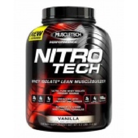 MuscleTech Nitro-Tech Performance Series Изолят протеина