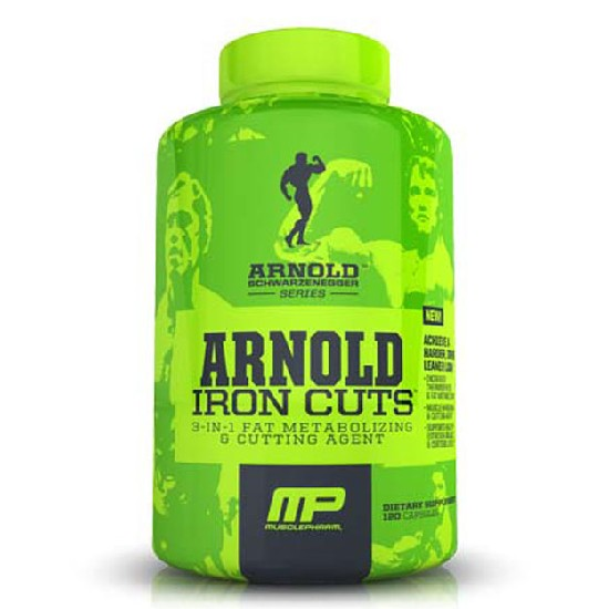 Iron Cuts Arnold Series