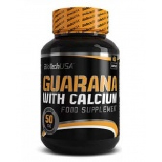 Купить BioTechUSA Guarana With Calcium