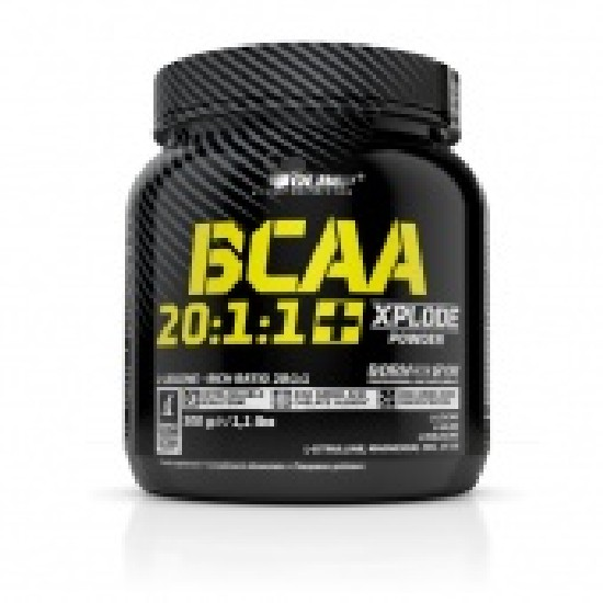 Olimp BCAA 20:1:1 Xplode Powder BCAA