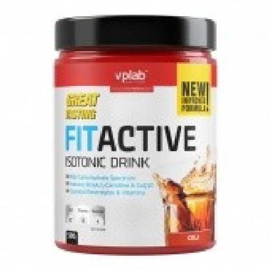 VP Laboratory FitActive Isotonic Drink Изотоник