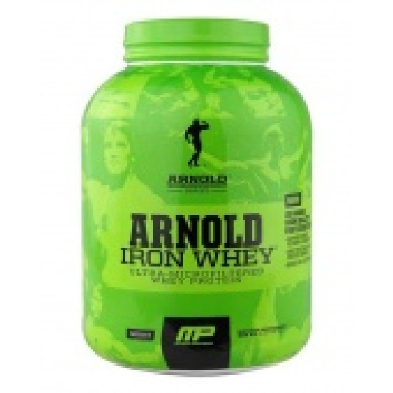 Купить MusclePharm Iron Whey Arnold Series