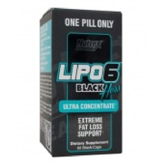 Купить Nutrex Lipo-6 Black Hers Ultra Concentrate