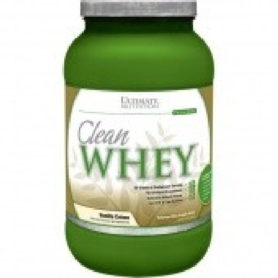 Ultimate Nutrition Clean Whey Протеин