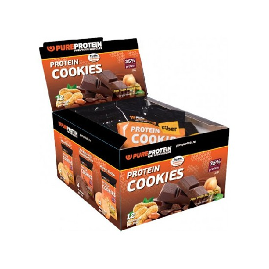 Protein Cookies 35% Protein Multibox