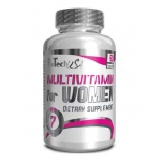 Купить BioTechUSA Multivitamin For Women