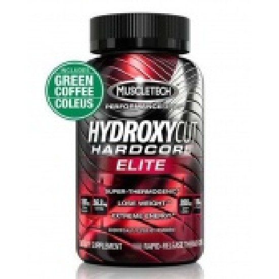 MuscleTech Hydroxycut Hardcore Elite Жиросжигатель