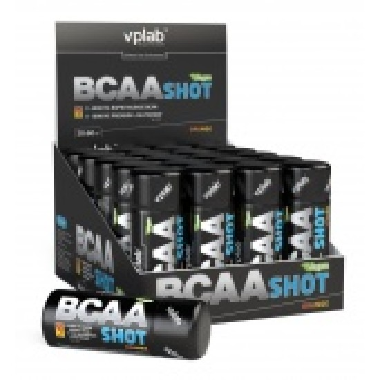 Купить VP Laboratory BCAA Shot 20амп х 60мл