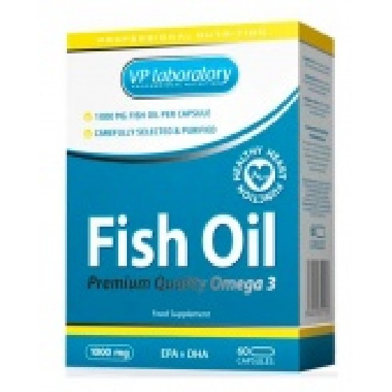 Купить VP Laboratory Fish Oil