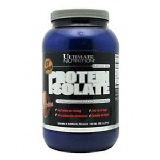 Купить Ultimate Nutrition Protein Isolate