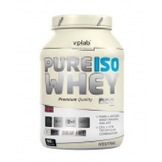 Купить VP Laboratory Pure Iso Whey