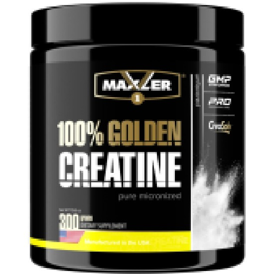Maxler 100% Golden Creatine Креатин моногидрат