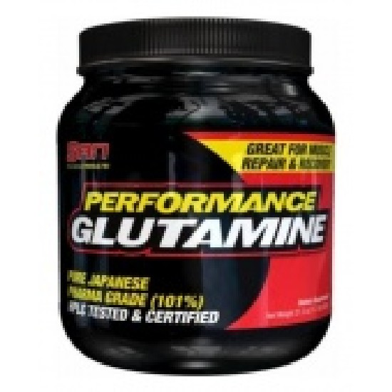SAN Nutrition Performance Glutamine Глютамин