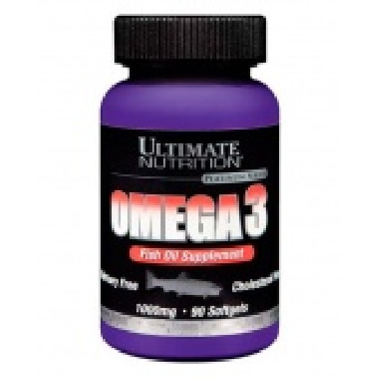 Купить Ultimate Nutrition Omega 3