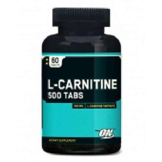Купить Optimum Nutrition L-carnitine 500