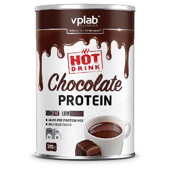 VP Laboratory Chocolate Protein Hot Drink Протеин мультикомпонентный