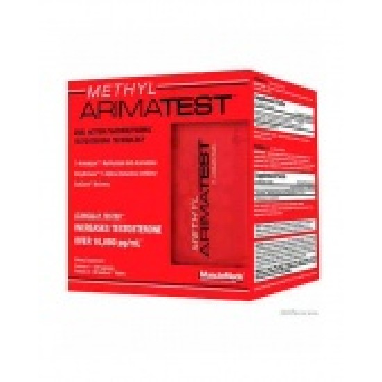 Купить MuscleMeds Methyl ARIMATEST