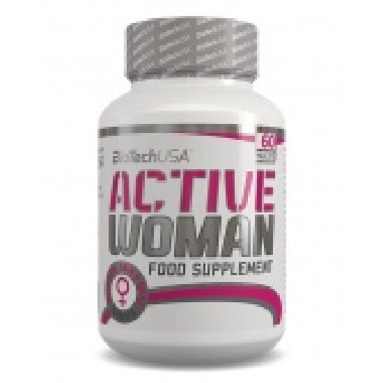 Купить BioTechUSA Active Woman