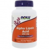 NOW Alpha Lipoic Acid 250 мг