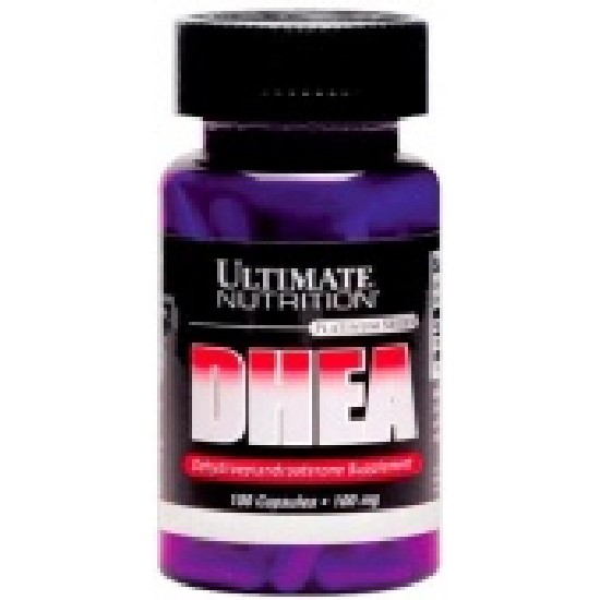 Ultimate Nutrition DHEA 100 мг