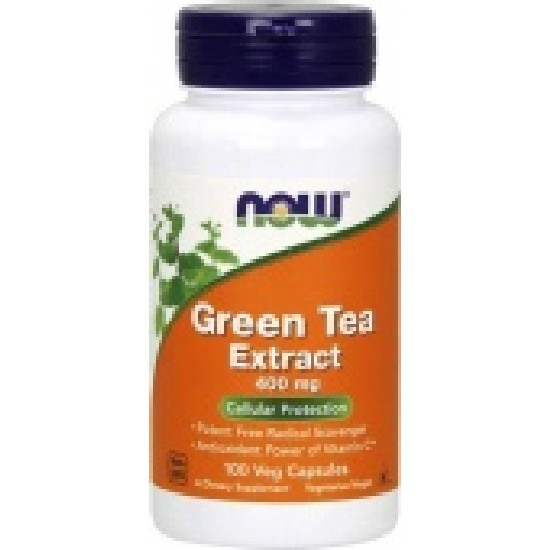 NOW Green Tea Extract 400 мг