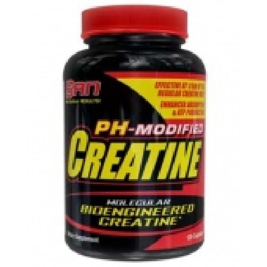 Купить SAN Nutrition PH-Modified Creatine