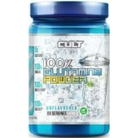 Cult 100% Glutamine powder Глютамин