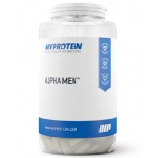 Купить Myprotein Alpha Men Super Multi Vitamin