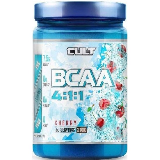 BCAA 4:1:1 powder