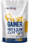 Be First First Gainer