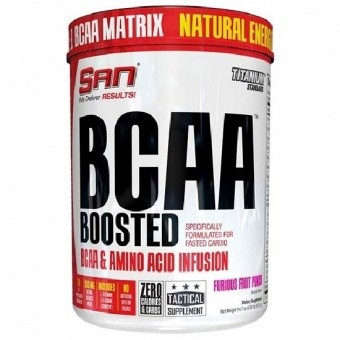Купить SAN Nutrition BCAA Boosted