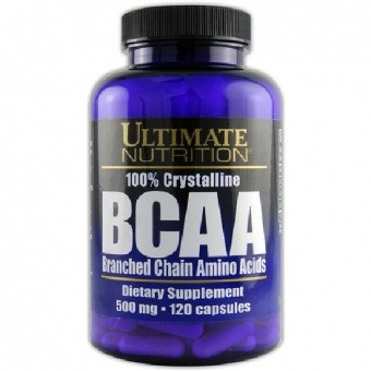 Ultimate Nutrition BCAA 500 mg BCAA