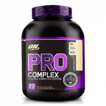 Optimum Nutrition Pro Complex Протеин мультикомпонентный
