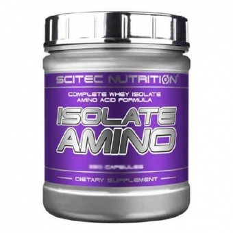 Купить Scitec Nutrition Isolate Amino