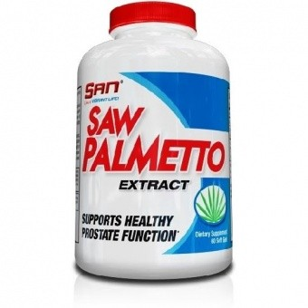 SAN Nutrition Saw Palmetto