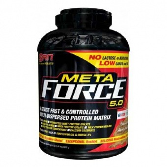 SAN Nutrition Meta Force 5.0 Протеин мультикомпонентный