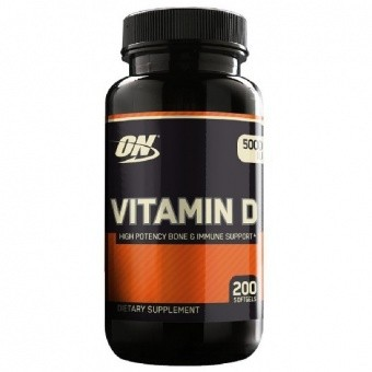 Купить Optimum Nutrition Vitamin D