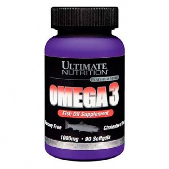Ultimate Nutrition Omega 3 Омега 3
