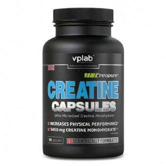VP Laboratory Creatine Capsules Креатин