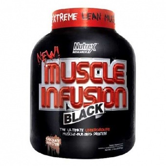 Nutrex Muscle Infusion Протеин мультикомпонентный